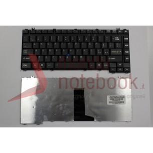 Tastiera Notebook TOSHIBA Satellite A200 M200 L300 L305 A300 (NERA) (con Trackpad) con...