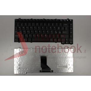 Tastiera Notebook TOSHIBA Satellite M40 A100 A130 A10 A30 A55 A70 M100 P10 P30 (NERA)...