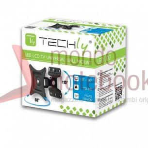 Techly LED 100 staffa supporto a Muro per televisore monitor TV LED LCD 13-30''