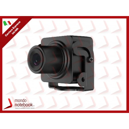 TELECAMERA HIKVISION MICRO CAMERA H.265 DWR 120dB SMART 2MP  -...