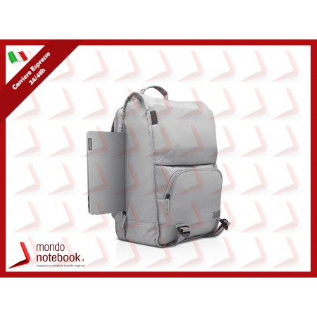 ThinkBook 15.6 Laptop Urban Backpack - 4X40V26080
