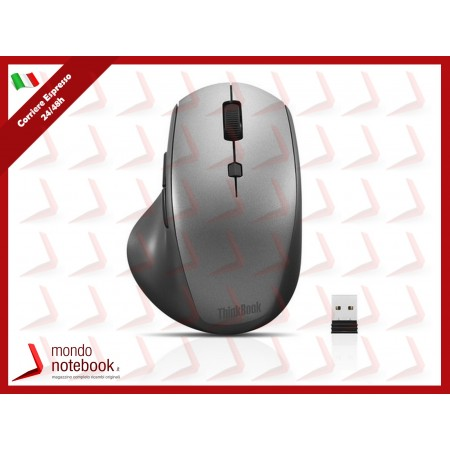 ThinkBook 600 Wireless Media Mouse - 4Y50V81591