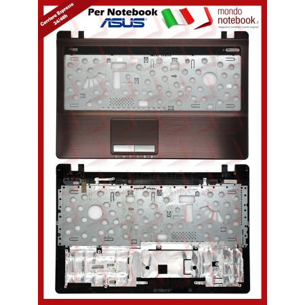 Top Case Scocca Superiore ASUS K53SC X53SC K53SD A53S K53SM K53SV (METAL)