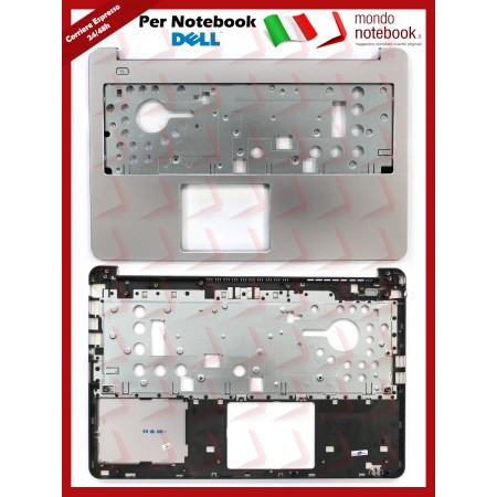 Top Case Scocca Superiore DELL Inspiron 15-7000 Series 7537 (Silver)