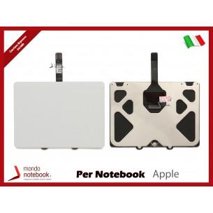 """Trackpad Touchpad Apple per Macbook Pro 13"""" A1342 MC207 MB207 MC516 MB516 (Bianco)"""