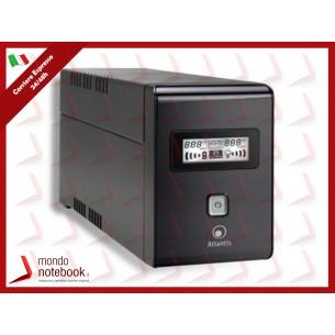 UPS ATLANTIS A03-HP851 850VA (480W) Sinewave Line Interactive Technology, Dysplay LCD e...