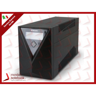 UPS ATLANTIS A03-S120 1000VA (500W) One Power Stepwave Line Interactive V-OUT...