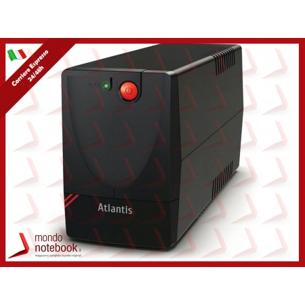 UPS ATLANTIS A03-X1000 750VA (375W) One Power Stepwave Line Interactive AVR (3 step)...