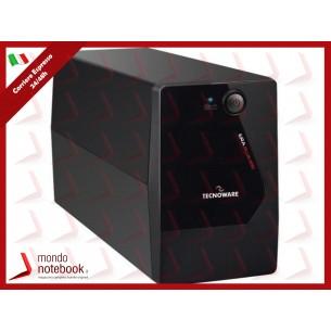 UPS TECNOWARE ERA PLUS 1100 1100VA/770W USB 2.0 Tecnologia Line interactive
