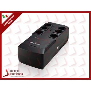 UPS TECNOWARE ERA PLUS STRIP 800 800VA/560W Line Interactive con stabilizzatore 3prese...