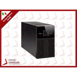 UPS TECNOWARE EVO DSP PLUS 1.0 MM HE - High Efficiency 1.000 VA/700W ONLINE MONOFASE...