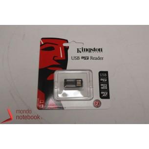 USB Micro SD READER KINGSTON USB ADAPTER FCR-MRG2