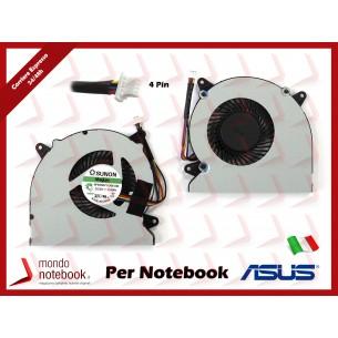 Ventola Fan  ASUS N550 N550J G550JK N750 N750JK N750JV