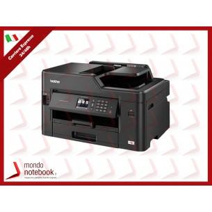 MULTIFUNZIONE BROTHER MFC-J5330DW A3 22/20ipm 250FF ADF DUPLEX 128MB FAX USB2.0 LAN...