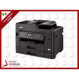 MULTIFUNZIONE BROTHER MFC-J5730DW A3 22/20ipm 250+250+100FF ADF DUPLEX 256MB FAX USB2.0...