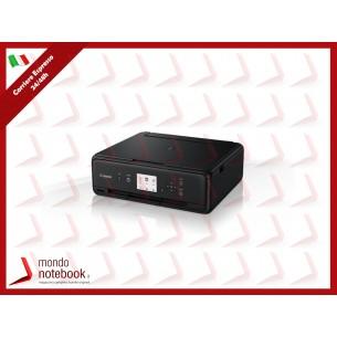 MULTIFUNZIONE CANON PIXMA TS5050 BK A4 5ink 12.6/9 ipm F/R WiFi USB2.0 Google Cloud...