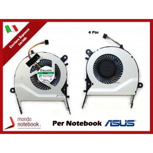 Ventola Fan CPU ASUS X555 X555LA A455 A455L X455LD A555L X455 X455CC K455 K555