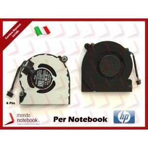 Ventola Fan CPU HP Elitebook 720 820 G1 820 G2 Folio 1040 G2