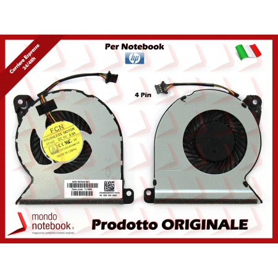Ventola Fan CPU HP ProBook 450 G2, 470 G2, 455 G2, 440 G2, 445 G2