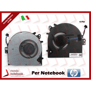 Ventola Fan CPU HP Probook 450 G5 455 G5 470 G5 (4 Pin)