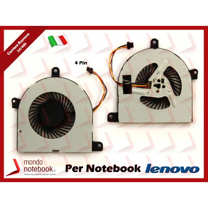 Ventola Fan CPU LENOVO IDEAPAD U510