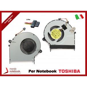 Ventola Fan CPU TOSHIBA Satellite L50-B L50T-B L55-B L50D-B L55T-B