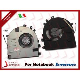 Ventola Fan per Lenovo U31-70 E31-70 E31-80 E51 500S-13ISK