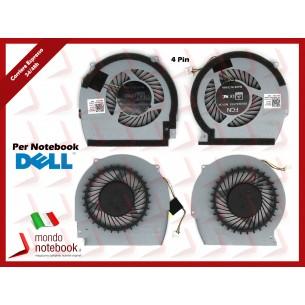 Ventole Dual Fan DELL Inspiron 15R 7566 7567 7000 (CPU+GPU)