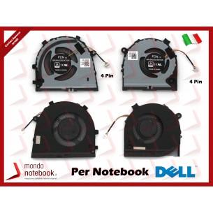 Ventole Dual Fan DELL Inspiron G3 15 3579, G3 17 3779, G5 15 5590 (CPU+GPU)