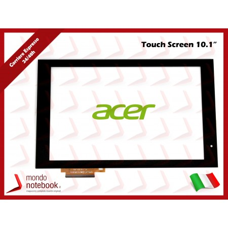 Vetro Touch Screen ACER Iconia Tab A500 A501 Zvl T504