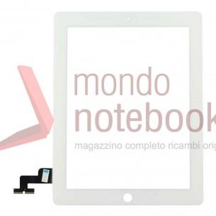 Vetro Touch Screen APPLE iPad 2 (BIANCO) White Touchscreen