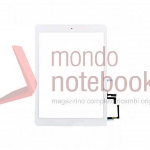 Vetro Touch Screen APPLE iPad Air A1474 A1475 A1476 (Bianco)