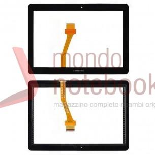 Vetro Touch Screen Compatibile SAMSUNG GALAXY tab 2 GT-P5100 P5110 10'' (NERO)