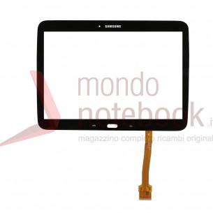Vetro Touch Screen Compatibile SAMSUNG GALAXY tab 3 GT-P5200 P5210 P5220 10'' (NERO)