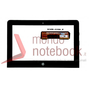 Vetro Touch Screen HP Stream x360 11-AB 11-AA (Versione 2)