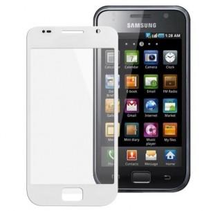Vetro Vetrino per Smartphone SAMSUNG Galaxy S GT i9000 (Bianco)