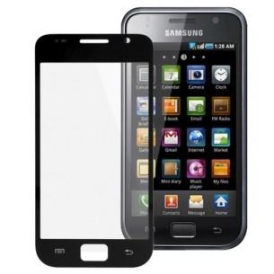 Vetro Vetrino per Smartphone SAMSUNG Galaxy S GT i9000 (Nero)