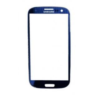 Vetro Vetrino per Smartphone SAMSUNG Galaxy S3 i9300 NEO i9305 (Blu)
