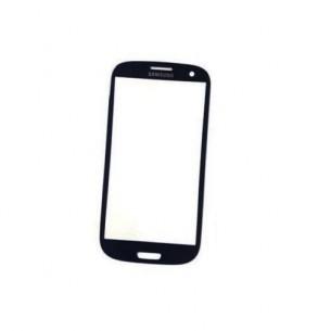 Vetro Vetrino per Smartphone SAMSUNG Galaxy S3 i9300 NEO i9305 (Nero)