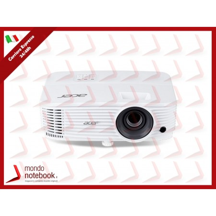 VIDEOPROIETTORE ACER P1150 DLP 3D SVGA 3600/20.000:1 Lampada 5.000h USB 2.4Kg,...