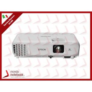 VIDEOPROIETTORE EPSON EB-S05 3LCD SVGA 3200/15000:1 Lampada 10000h Eco 2,4kg...