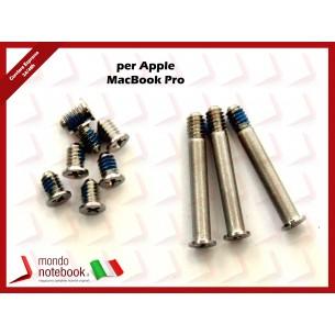 Viti Alloggiamento Bottom Case Apple MacBook Pro 13'' A1278 15'' A1286 17'' 10 pcs