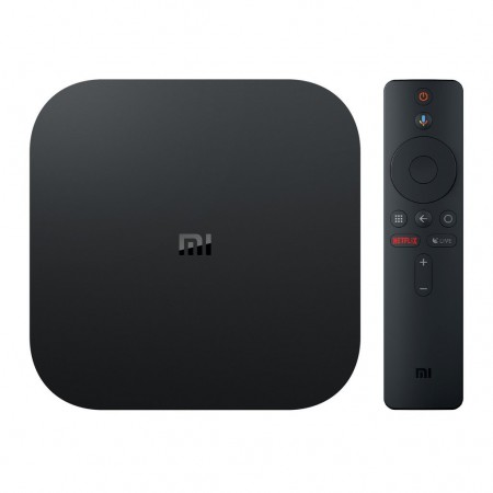 Xiaomi Mi Box S 4K HDR Android TV 8.1  Smart TV Wersja EU version
