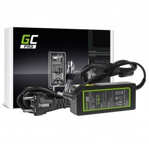AC adapter Green Cell PRO 19V 3.42A 65W per AsusPro BU400 BU400A PU551 PU551L PU551LA...