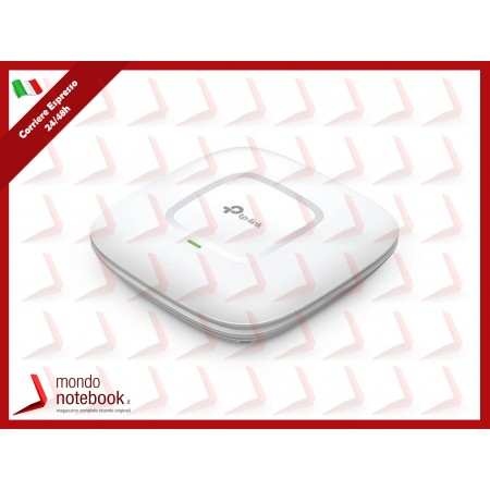 ACCESS POINT CONTROLLATO WIRELESS TP-LINK CAP300 N 300Mbps Qualcomm,Captive Portal,...
