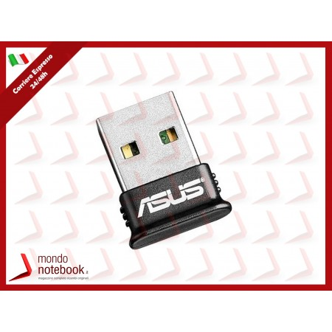 ADATTATORE BLUETOOTH USB ASUS USB-BT400 V4.0 CON CHIPSET BROADCOM