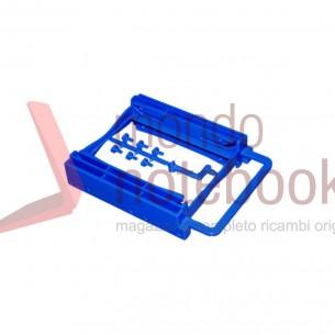 Adattatore Hard Disk/SSD 2,5-3,5 Inter-Tech 2x2.5