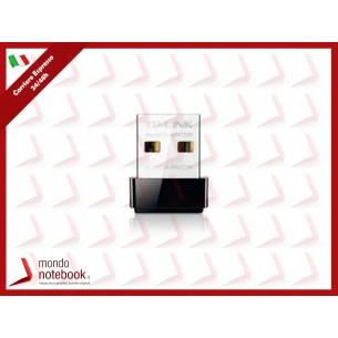 ADATTATORE WIRELESS TP-LINK TL-WN725N USB 2.0 150M 802.11n/g/b, NANO SIZE
