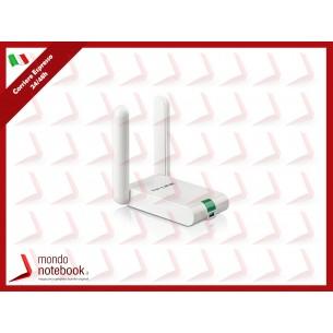 ADATTATORE WIRELESS TP-LINK TL-WN822N 300M 802.11n/g/b, High Gain Wireless N, 2 ANTENNE...