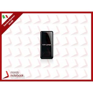 ADATTATORE WIRELESS TP-LINK TL-WN823N 300M 802.11n/g/b, MINI USB